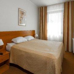 Гостиница Виктория 4* Стандартный номер с двуспальной кроватью фото 13