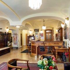 Отель Mucha Hotel Чехия, Прага - - забронировать отель Mucha Hotel, цены и фото номеров интерьер отеля