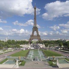 Отель Mercure Paris Centre Tour Eiffel Франция, Париж - 2 отзыва об отеле, цены и фото номеров - забронировать отель Mercure Paris Centre Tour Eiffel онлайн балкон
