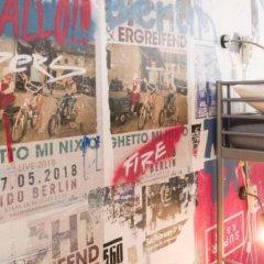 Отель Kiez Hostel Berlin Германия, Берлин - отзывы, цены и фото номеров - забронировать отель Kiez Hostel Berlin онлайн фото 12