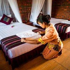 Отель Riverside @ Hsipaw Resort комната для гостей фото 2