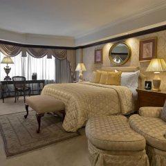 Sheraton Santiago Hotel and Convention Center комната для гостей