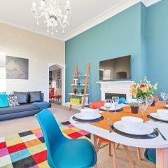 Отель Grand Seaview Apartment Великобритания, Хов - отзывы, цены и фото номеров - забронировать отель Grand Seaview Apartment онлайн комната для гостей фото 3