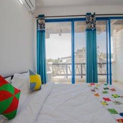 Отель OYO 11897 Home Greek Style 2BHK With Pool Bambolim Гоа комната для гостей фото 2