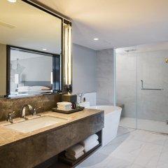 Отель Bangkok Marriott Marquis Queen's Park ванная