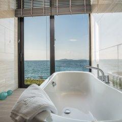 Susona Bodrum, LXR Hotels & Resorts Турция, Голькой - 2 отзыва об отеле, цены и фото номеров - забронировать отель Susona Bodrum, LXR Hotels & Resorts онлайн ванная фото 2