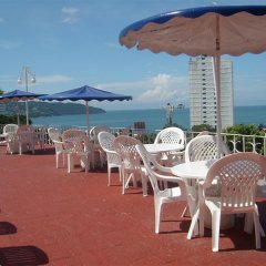 Panoramic Hotel Acapulco пляж