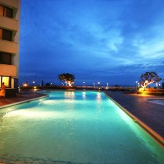 Galadari Hotel бассейн фото 2
