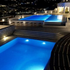 Отель Acrogiali бассейн фото 2