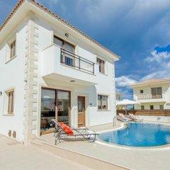 Отель Oceanview Luxury Villa 077 Кипр, Протарас - отзывы, цены и фото номеров - забронировать отель Oceanview Luxury Villa 077 онлайн бассейн фото 2