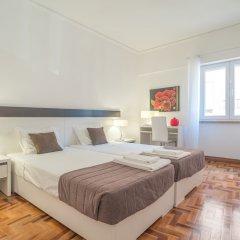 Апартаменты City Center Stylish Apartment Лиссабон комната для гостей фото 4