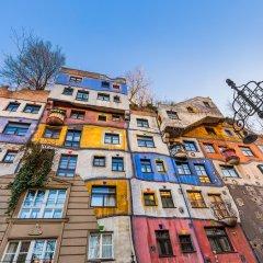 Апартаменты Manu Apartment Вена