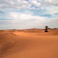 Отель Haven La Chance Desert Hotel Марокко, Мерзуга - отзывы, цены и фото номеров - забронировать отель Haven La Chance Desert Hotel онлайн пляж