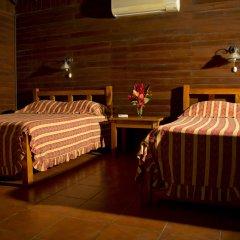 Отель Cañon de la Vieja Lodge Коста-Рика, Sardinal - отзывы, цены и фото номеров - забронировать отель Cañon de la Vieja Lodge онлайн комната для гостей фото 2
