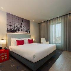 Отель TRYP Lisboa Aeroporto комната для гостей фото 6