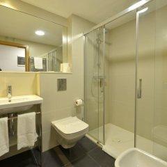 Отель Picos De Europa Испания, Сантандер - отзывы, цены и фото номеров - забронировать отель Picos De Europa онлайн ванная