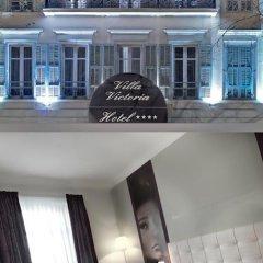 Отель Villa Victoria вид на фасад фото 2