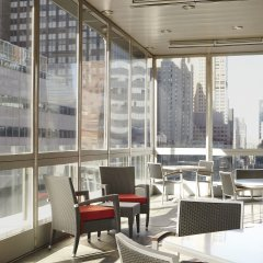 Отель Club Quarters Grand Central питание фото 3
