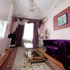Гостиница Renion Zyliha Алматы комната для гостей фото 3