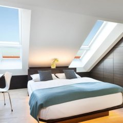 Отель Living Hotel Das Viktualienmarkt by Derag Германия, Мюнхен - отзывы, цены и фото номеров - забронировать отель Living Hotel Das Viktualienmarkt by Derag онлайн комната для гостей фото 4