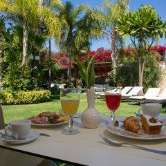 Hotel Villamare Фонтане-Бьянке питание фото 2
