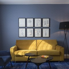 Отель Canopy by Hilton Zagreb - City Centre интерьер отеля