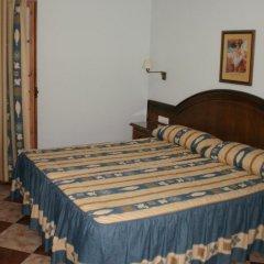 Отель Hostal Cabo Roche комната для гостей