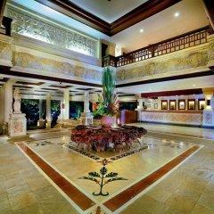 Отель Nikko Bali Benoa Beach Индонезия, Бали - отзывы, цены и фото номеров - забронировать отель Nikko Bali Benoa Beach онлайн интерьер отеля