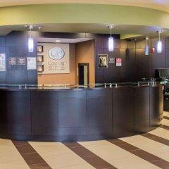 Отель Comfort Suites Lake City Лейк-Сити интерьер отеля фото 2