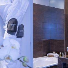 Отель Ampère Франция, Париж - отзывы, цены и фото номеров - забронировать отель Ampère онлайн ванная
