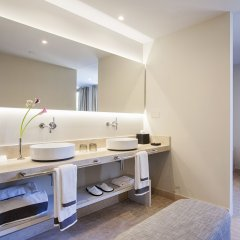 Отель Boutique Hotel Sant Jaume Испания, Пальма-де-Майорка - отзывы, цены и фото номеров - забронировать отель Boutique Hotel Sant Jaume онлайн ванная