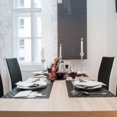 Отель Royal Resort Apartments Blattgasse Австрия, Вена - 1 отзыв об отеле, цены и фото номеров - забронировать отель Royal Resort Apartments Blattgasse онлайн питание