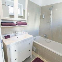 Апартаменты Apartment - Nähe Schottenring Вена ванная фото 2