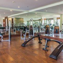 Отель Pattaya Rin Resort Таиланд, Паттайя - отзывы, цены и фото номеров - забронировать отель Pattaya Rin Resort онлайн фитнесс-зал