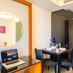 Отель Cosy Beach View Condominium Official Паттайя удобства в номере