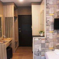 Отель Ywca International House Бангкок удобства в номере фото 2