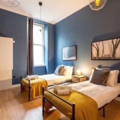 Отель Luxury Traditional Tenement Великобритания, Глазго - отзывы, цены и фото номеров - забронировать отель Luxury Traditional Tenement онлайн комната для гостей фото 4