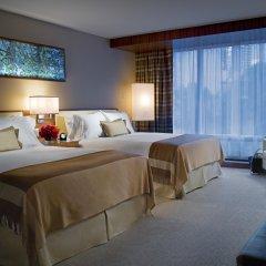 Отель Fairmont Pacific Rim Канада, Ванкувер - отзывы, цены и фото номеров - забронировать отель Fairmont Pacific Rim онлайн комната для гостей фото 4