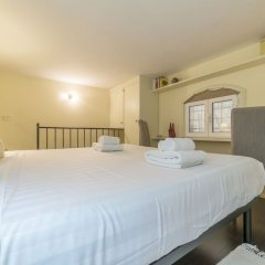 Апартаменты Monti Studio Apartment комната для гостей