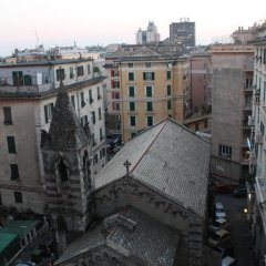 Отель Attico in Centro Генуя фото 4