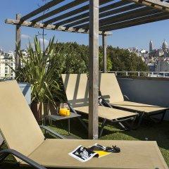 Отель Citadines Montmartre Paris спа