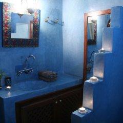 Отель Riad Zen House Марракеш ванная фото 2