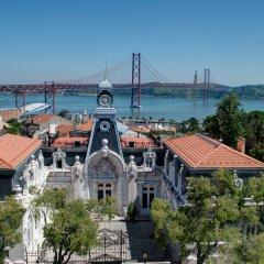 Pestana Palace Lisboa - Hotel & National Monument Лиссабон пляж фото 2