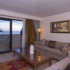 Отель Alaaddin Beach Аланья комната для гостей фото 2