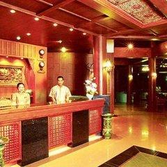 Отель Baan Karonburi Resort интерьер отеля