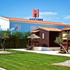 Отель Neptuno Португалия, Прайя-де-Санта-Крус - отзывы, цены и фото номеров - забронировать отель Neptuno онлайн фото 13