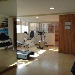 Отель H10 Itaca Испания, Барселона - отзывы, цены и фото номеров - забронировать отель H10 Itaca онлайн фитнесс-зал фото 2