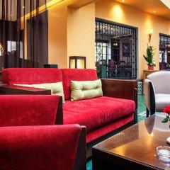 Отель Atlas Almohades Casablanca City Center Марокко, Касабланка - 2 отзыва об отеле, цены и фото номеров - забронировать отель Atlas Almohades Casablanca City Center онлайн интерьер отеля фото 3