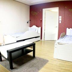 Отель Triangel Guesthouse Южная Корея, Сеул - отзывы, цены и фото номеров - забронировать отель Triangel Guesthouse онлайн комната для гостей фото 2