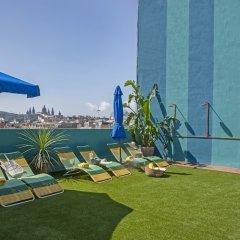Отель Chic & Basic Velvet Испания, Барселона - отзывы, цены и фото номеров - забронировать отель Chic & Basic Velvet онлайн спортивное сооружение